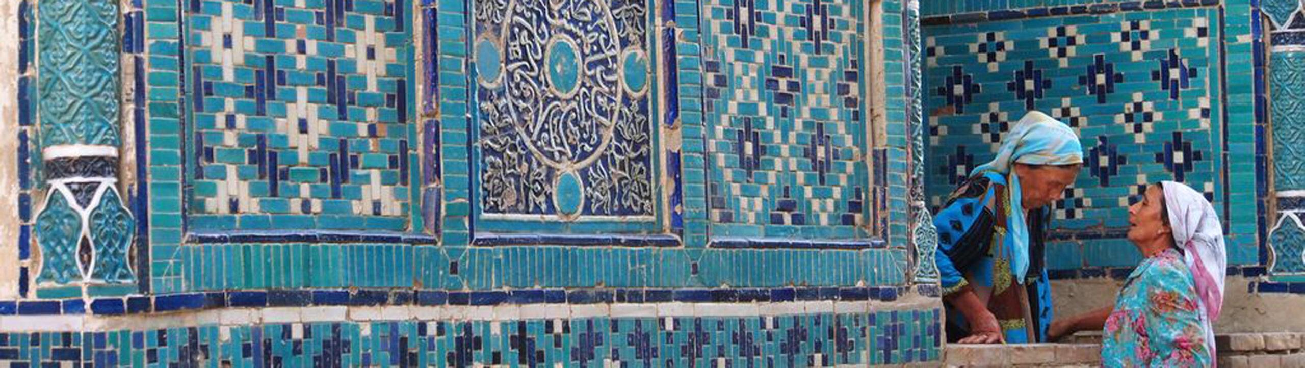 Frauen usbekistan hübsch Partnersuche Für